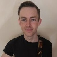 Professional guitar teacher with degree in music teaching from Home/Travel/Online based in Reading.