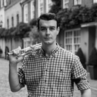 Professional trumpet player offering lessons for brass instruments across all ages in London