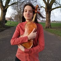 Professionally trained violinist giving all level violin lessons at your home in London