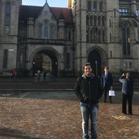 Really Enthusiastic and Methodic Masters Student offering Spanish lessons in Manchester and Lytham