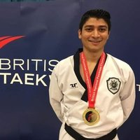 Team GB Taekwondo Athlete gives Personal Training sessions to kids and adults in London city.