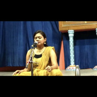 A trained vocalist offering lessons on Indian Classical Carnatic Music (Vocal), semi-classical (light music and devotional songs) for beginners and children in Junior Carnatic Music