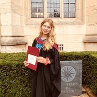 University of Bristol graduate and teacher of English as a Foreign Language