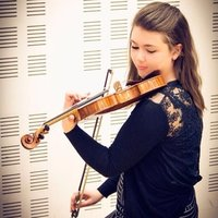Violin student dedicated into inspiring the next generation of violinists in Manchester