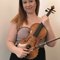 Violin tutor offeringprivate individual or group lessons at any level in central London