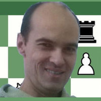 Vladimir Kanjuh - Pro Chess Online coach - peak rating 2146 FIDE, Start today!