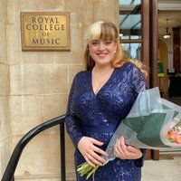 Vocal Student at Royal College of Music offering Music lessons in London