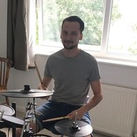 Young Drum Teacher - Over 10 Years Experience Playing - Grade 8 - DBS Checked