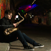 I'm a young, experienced Jazz and Pop Saxophonist based in North London, recently graduated from Leeds College of Music with a Bachelors degree in Jazz.
